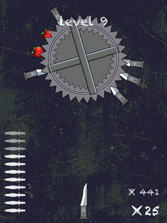 Pirate knives screenshot 2