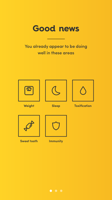 Vitl health screenshot one