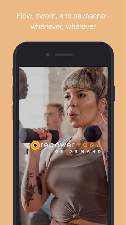 CorePower Yoga On Demand