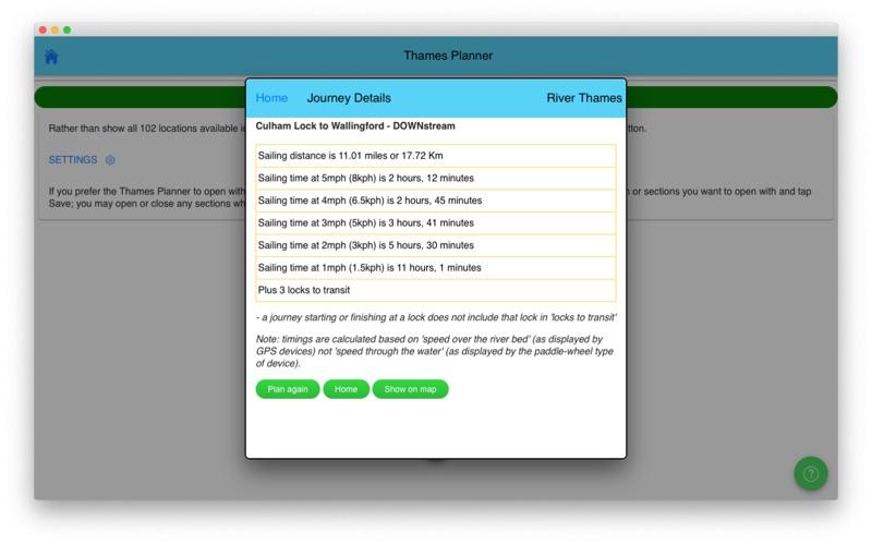 RiverThamesGuide скриншот программы 4
