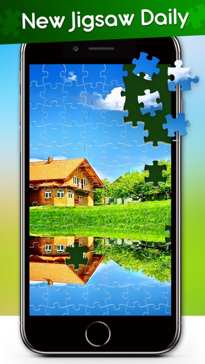 Jigsaw Puzzle ++ screenshot-2