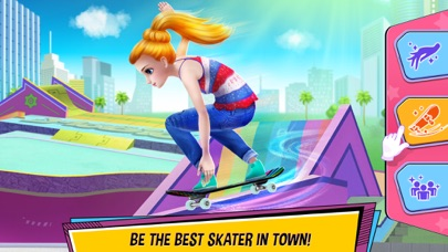 City Skater Board Master screenshot one