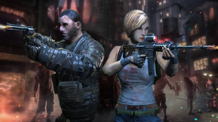 Rivals Dead Shooter - Zombie screenshot-3