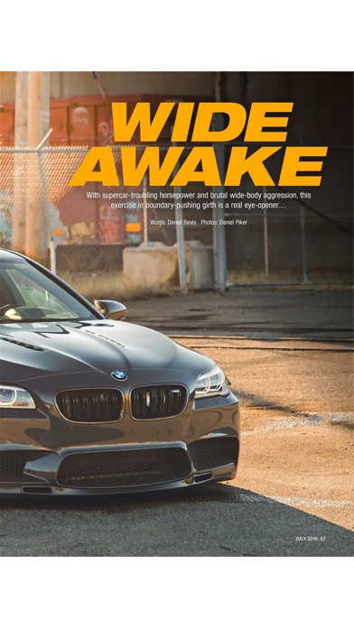 Performance BMW screenshot 6