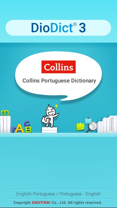 Collins Portuguese Englishのおすすめ画像1