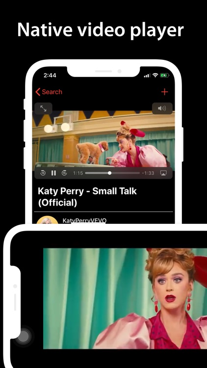 Tuber: Watch videos natively screenshot-6