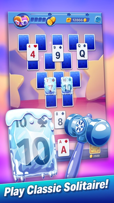 Solitaire» screenshot 1