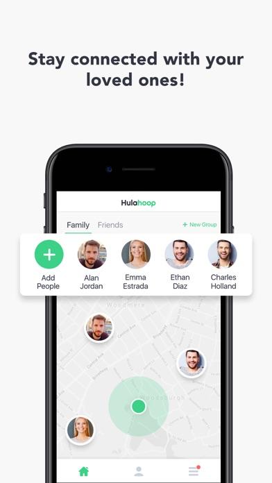 Baixar Hulahoop: Location Finder para Android