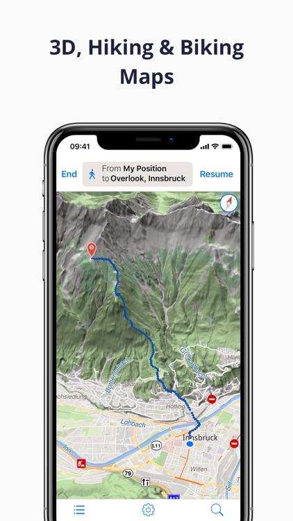 Magic Earth Navigation & Maps screenshot-3