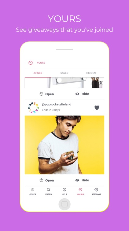 Giveaway App screenshot-5