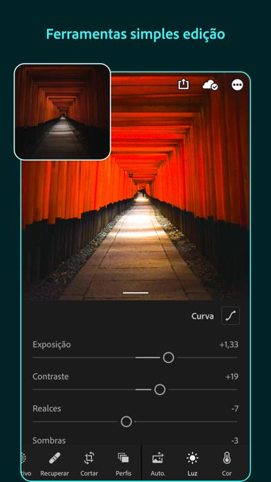 Baixar Adobe Lightroom: Editar Fotos para Android