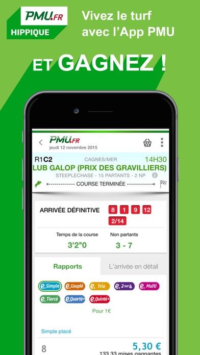 download PMU Hippique - Paris & Turf apps 0