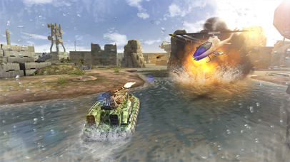 Massive Warfare: war machines screenshot 7