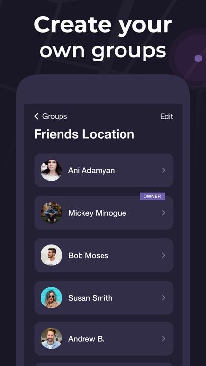 FlashPoint - Find my Friends screenshot-4