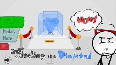 Stealing The Diamond -Stickmanのおすすめ画像1