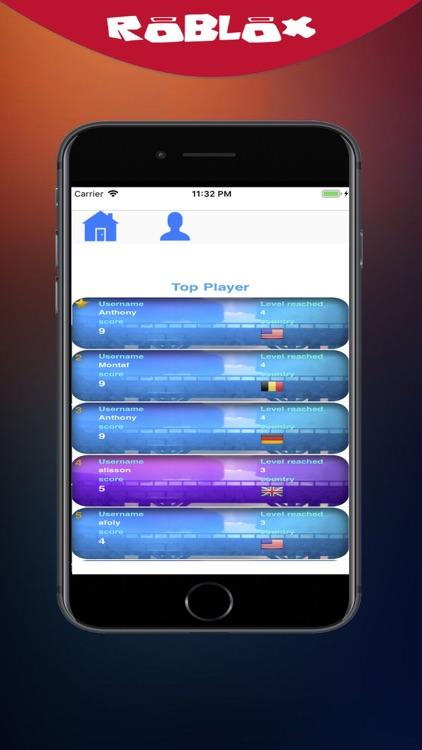 Daily Robuxat Quiz for roblox screenshot-4