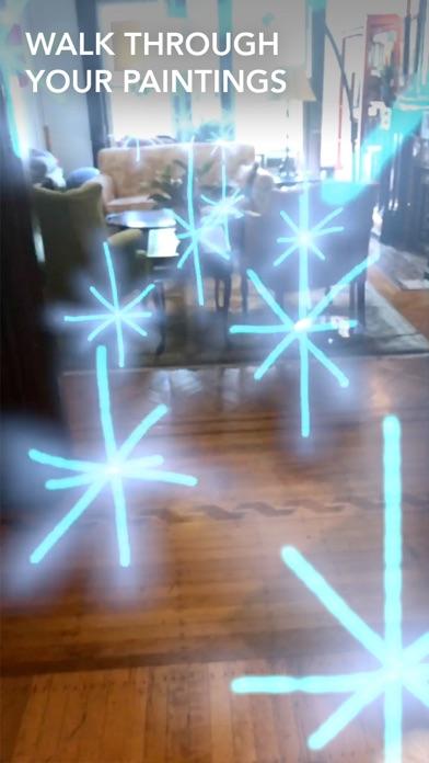 LightSpace - 3D painting in ARのおすすめ画像5