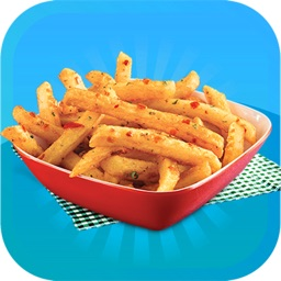 Fries-Emojis Stickers