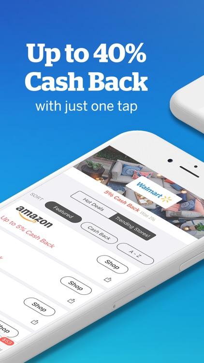 Rakuten Ebates - Cash Back App