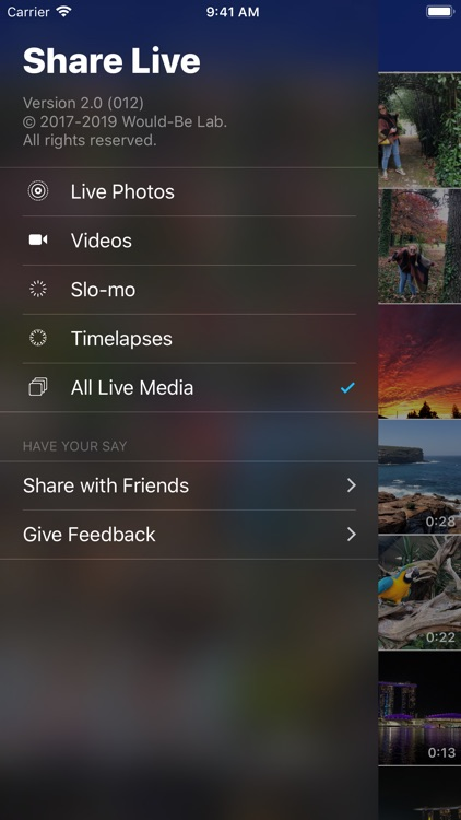 ShareLive screenshot-7