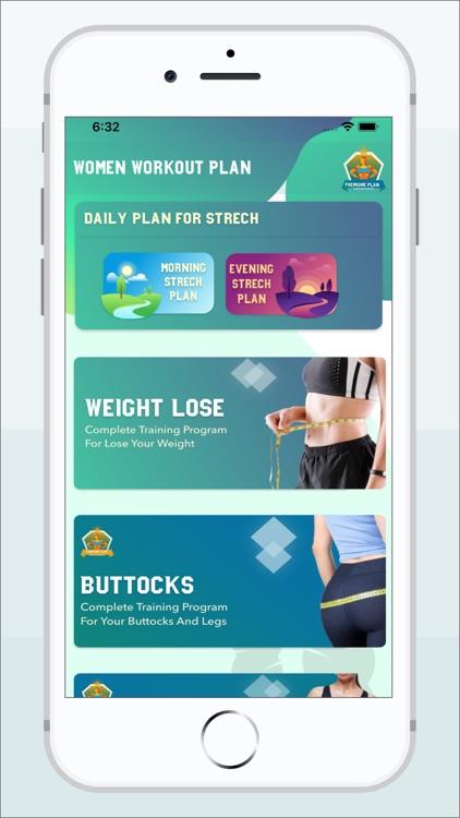 Workout for women -Fitness App screenshot-3