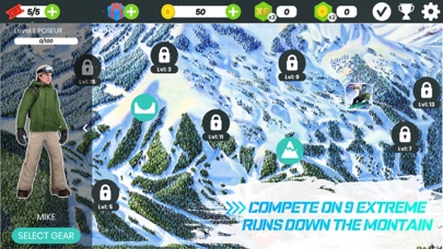 Screenshot from Snowboard Party: Aspen