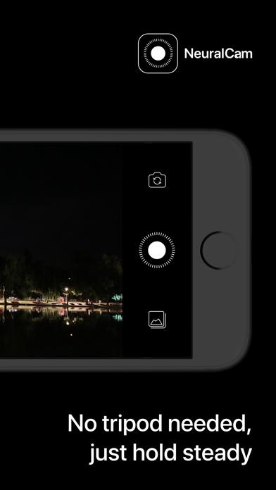 NeuralCam NightMode screenshot 2