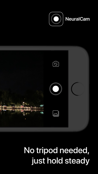 NeuralCam - Night Mode Camera screenshot 2
