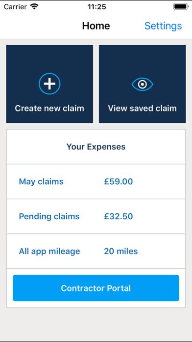 QAccounting Expenses screenshot two