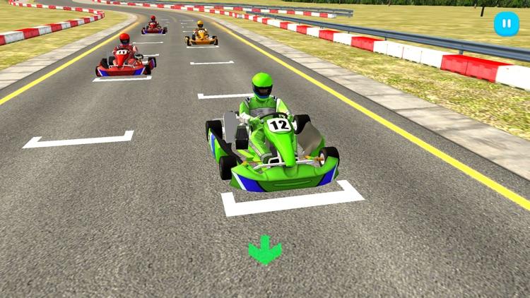 Go Kart Racing 3D