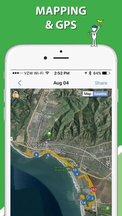 iCardio Workout Tracker screenshot-3