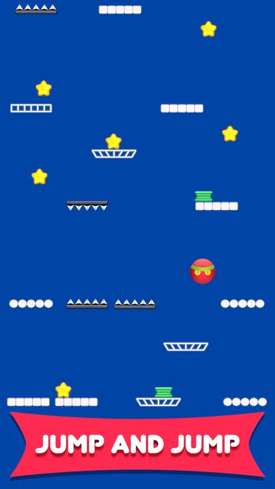 楽しい Jumping ゲーム: 楽しいゲーム 人気ゲームのおすすめ画像1