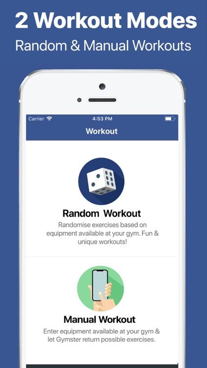Gymster+ IIFYM & Gym Workouts screenshot-9