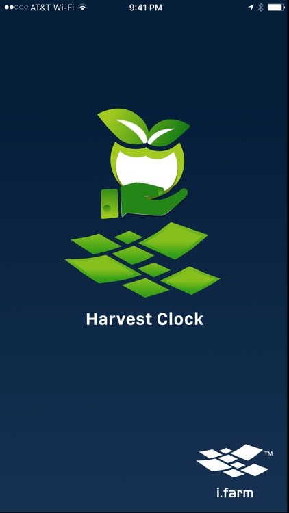 Harvest Clock screenshot-0
