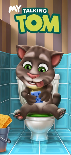 My Talking Tom On The App Store
