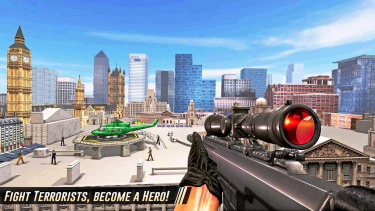 Sniper Kill - Shooting Game screenshot-4