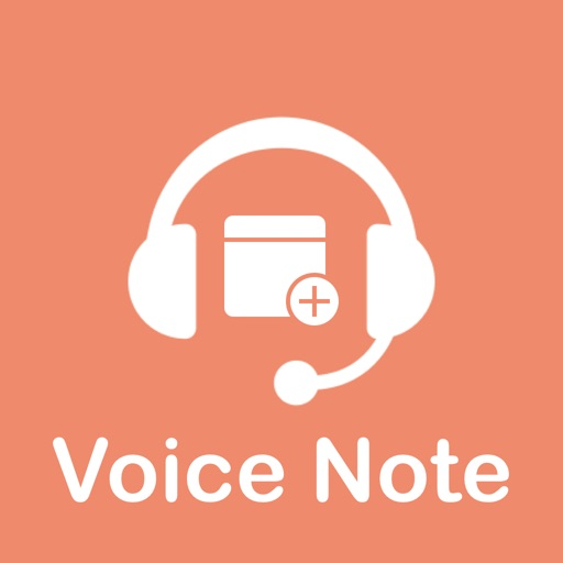 Voice Notes With Text