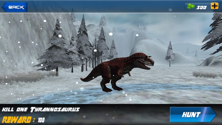 Dinosaur Hunt Jurrasic screenshot-3