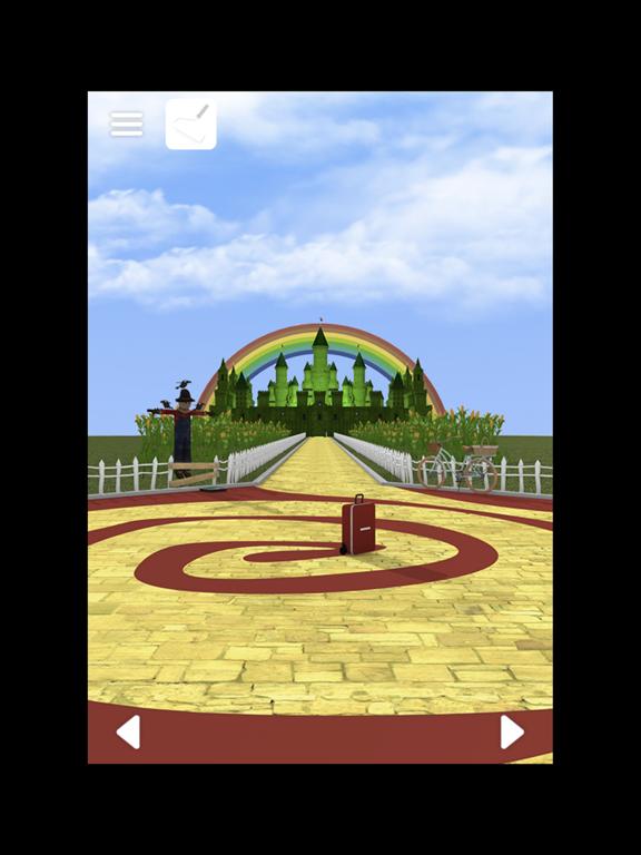 脱出ゲーム The Wizard of Oz オズの魔法使いのおすすめ画像3
