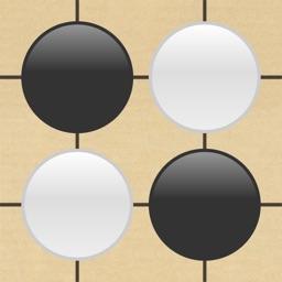 五目並べ 一人用/二人用の五目並べゲーム(ボードゲーム)
