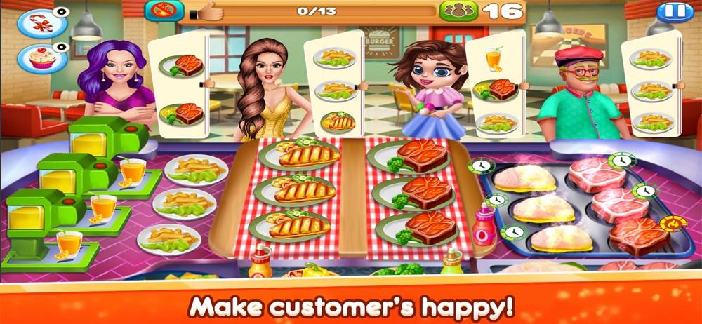 Food City – Kitchen Management