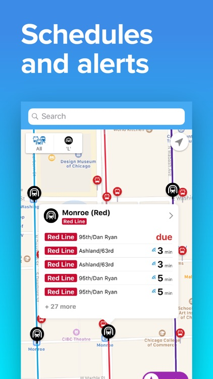 Chicago Transit: CTA Times screenshot-4