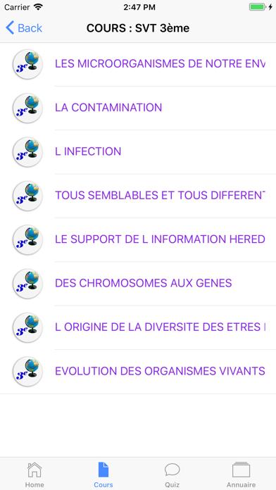 Aplus 3ème screenshot 4