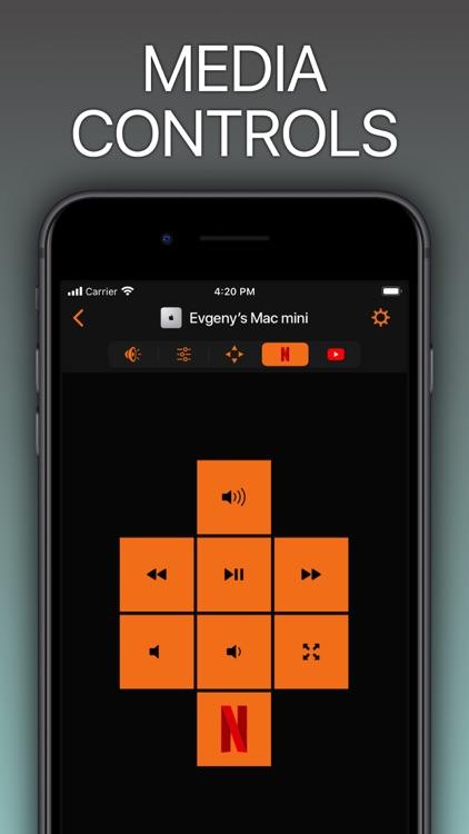 Remote Control for Mac/PC Pro screenshot-0