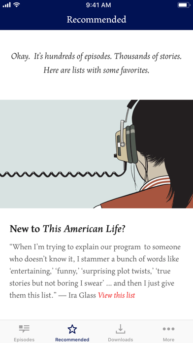 download This American Life apps 4