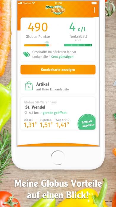 Screenshot for Mein Globus in Germany App Store