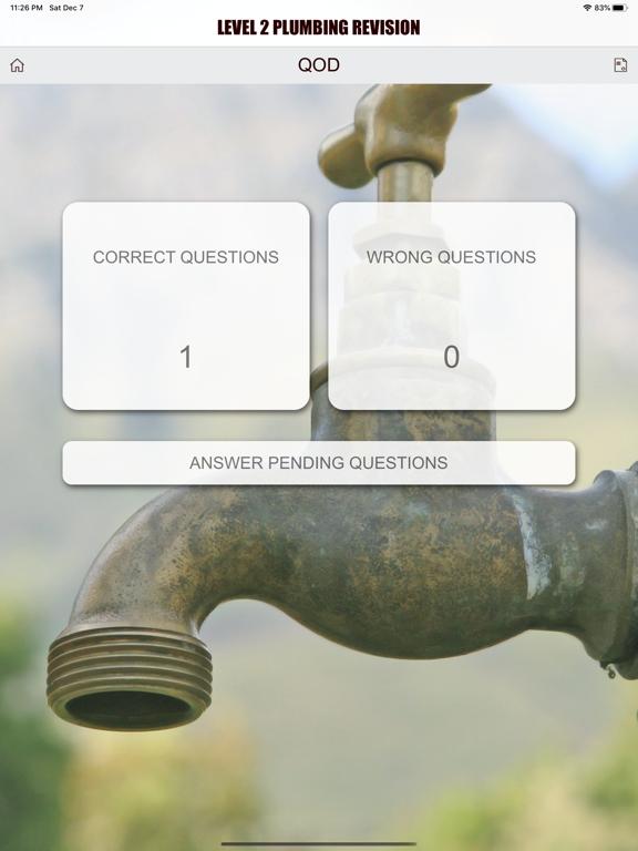 Level 2 Plumbing Revision Aid screenshot 14