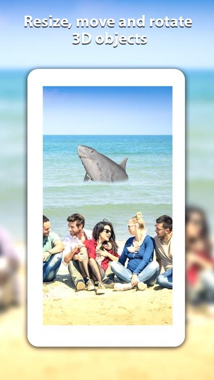 Animals 3D Augmented Reality screenshot-3