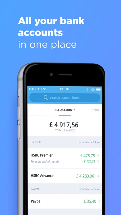 Bankin' - Your money manager screenshot-5