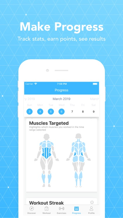 JEFIT Workout Planner Gym Log screenshot-4